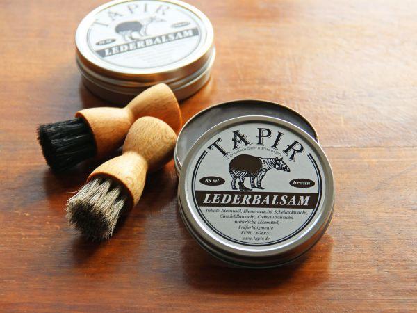Tapir Lederbalsam