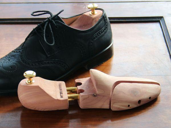 Schuhleisten Zeder II