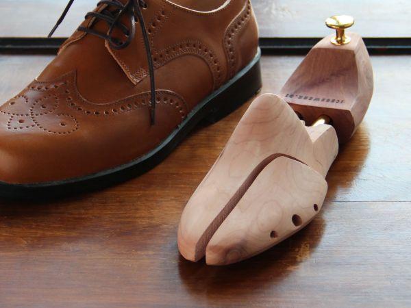 Schuhleisten Zeder